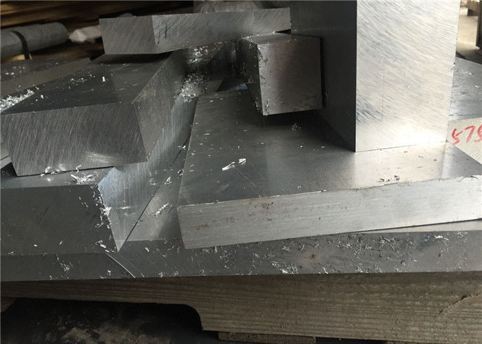 Professional Military Grade Aluminum Plate , High Speed Trains Aluminium Alloy 7020 Sheet