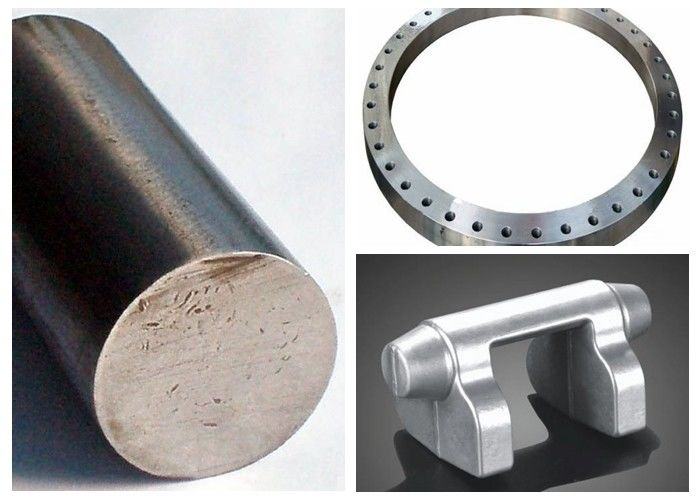 Durable 6070 T6 Aluminium Forged Products For Railway Vehicle Material