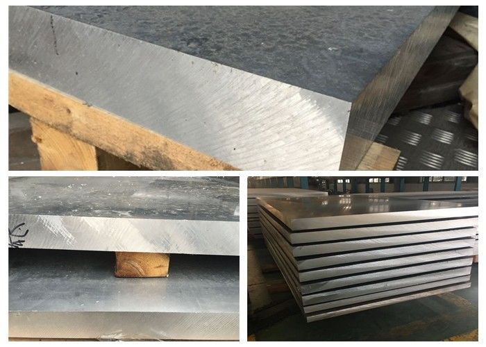 10 Gauge A97075 7075 Aluminum Sheet For Aviation Fixtures Truck 3.8m Width